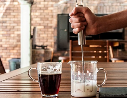Best Manual milk frother Review