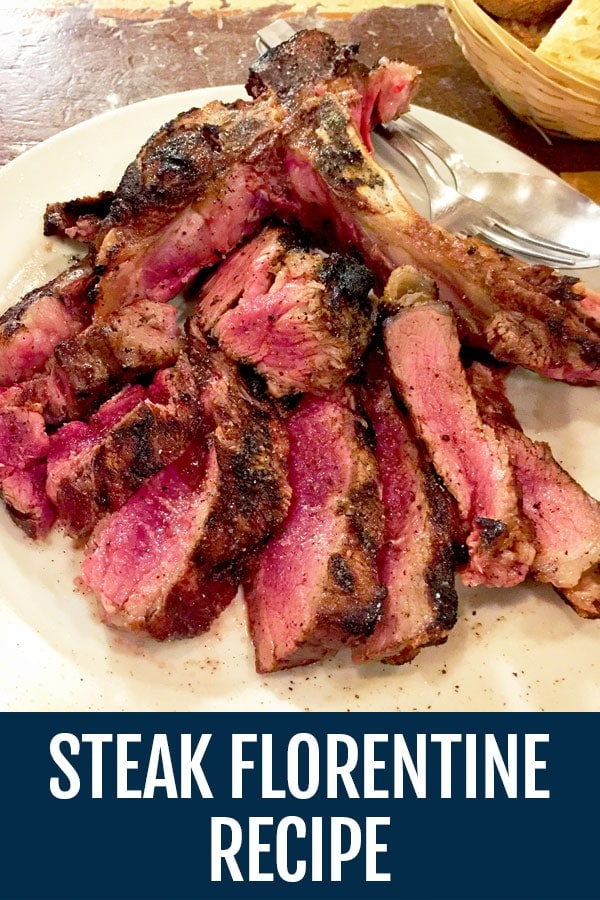 Bistecca alla Fiorentina Recipe (Florentine Steak)