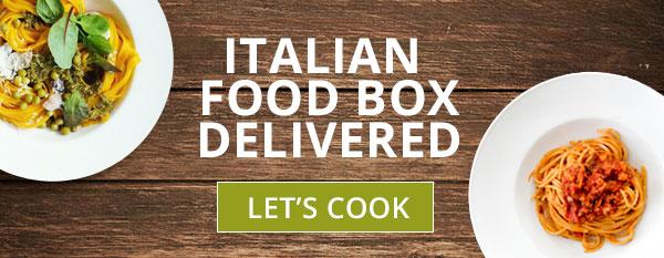 CTA Food Box