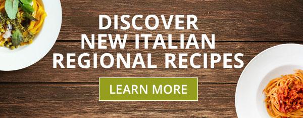 Italian regional recipes