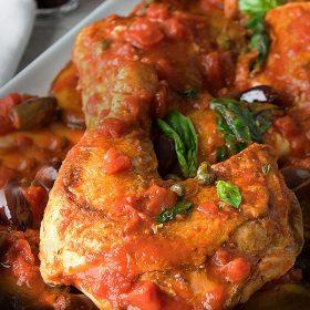 Chicken-Puttanesca-Recipe