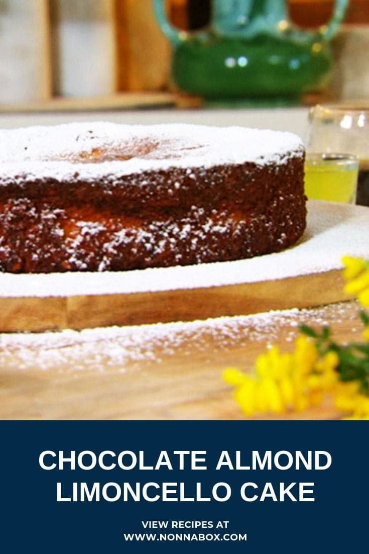 Chocolate Almond Limoncello Cake Recipe – Lemonilicious!
