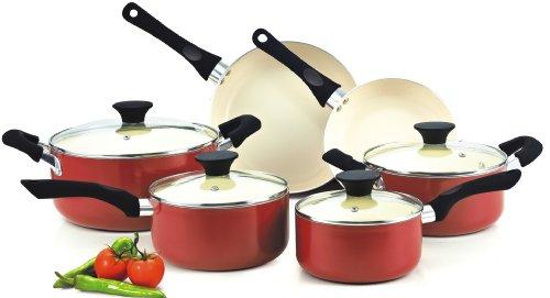 Cook N Home NC-00359 Nonstick Ceramic Cookware Set