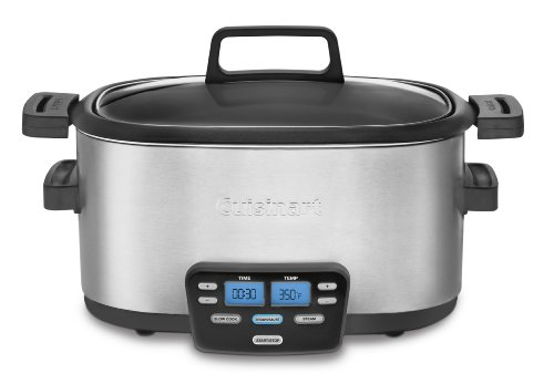 Cuisinart MSC 600 3 In 1 Cook Central 6 Quart Multi Cooker.