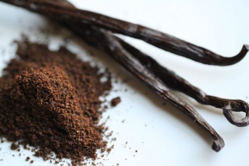 Dried Vanilla pods