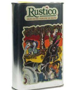 Rustico – Sicilian EXTRA VIRGIN OLIVE OIL – Carmela di Caro