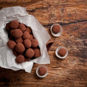 Easy Chocolate Truffles Recipe Delicious