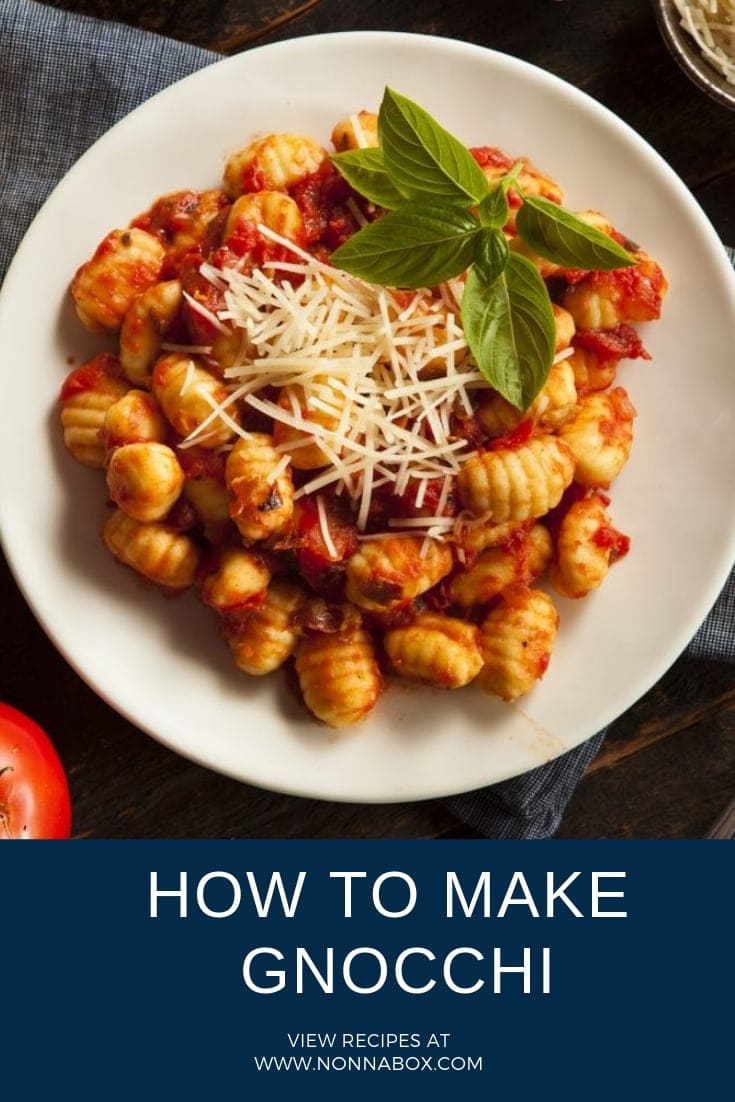 How to make Gnocchi – Delicious Italian Potato Dumplings