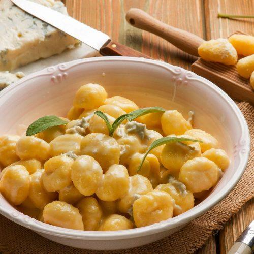 Gnocchi Gorgonzola Recipe Sauce