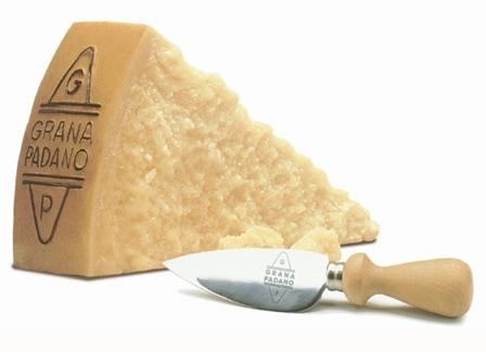 grana padano cheese
