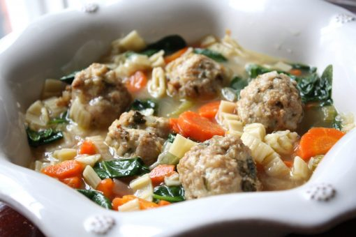 Ever wondered what's the Italian wedding soup history?