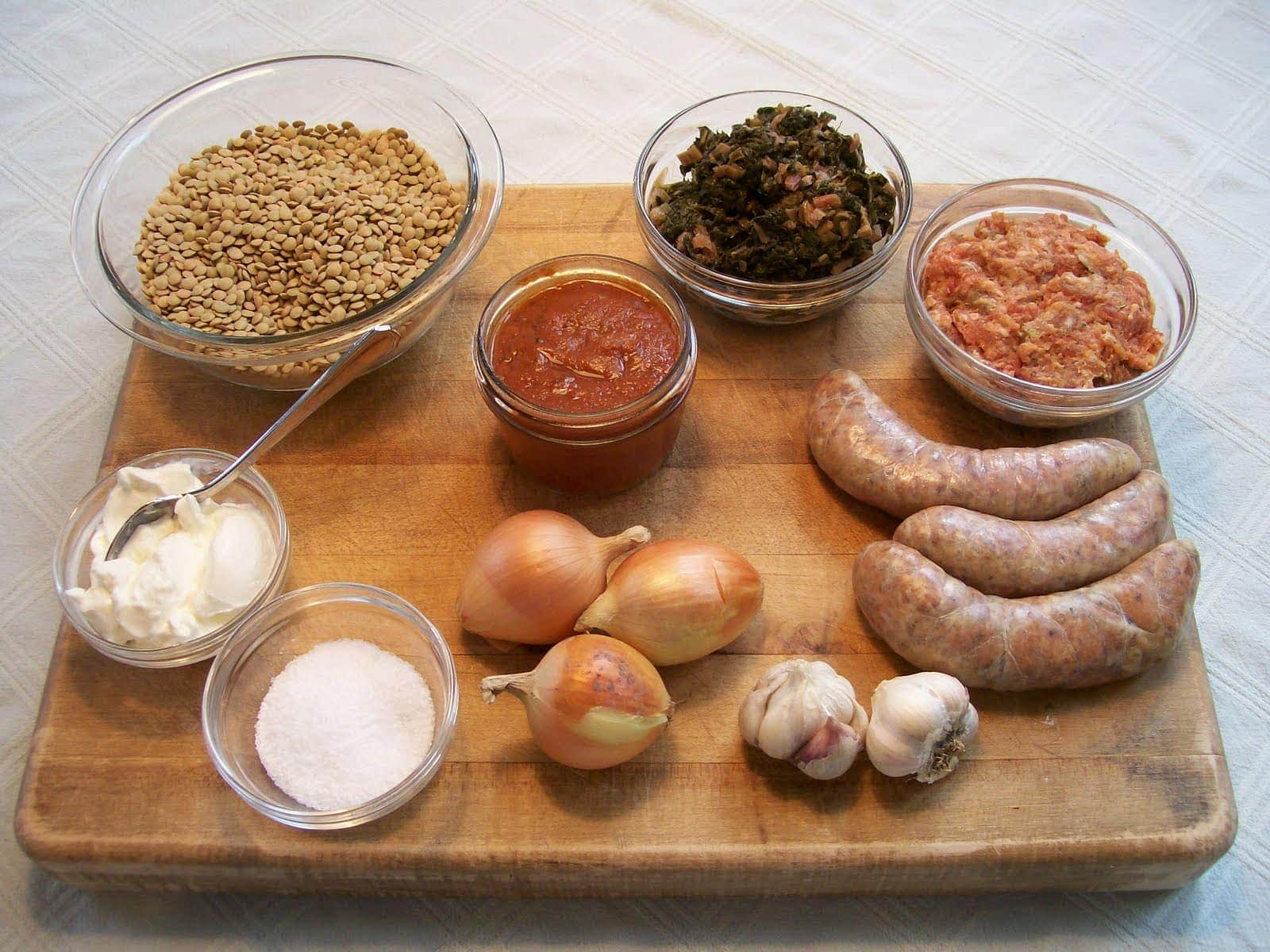 This is a very easy to make homemade italian sausage recipe.