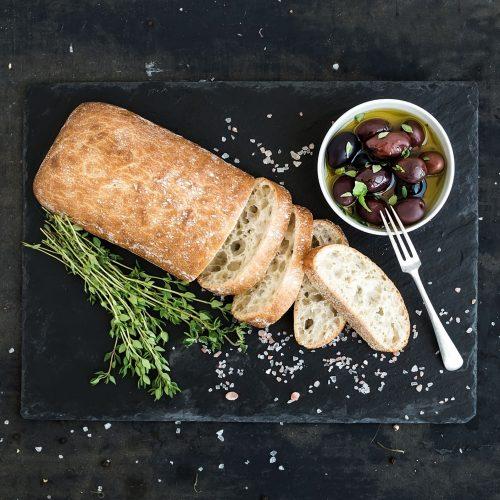 Italian Ciabatta Bread Recipe