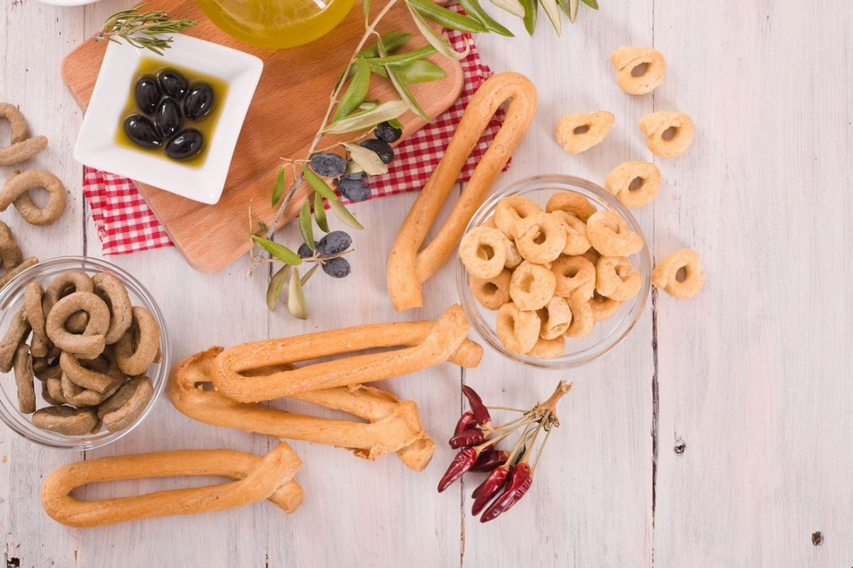 Italian Taralli Recipe Snacks
