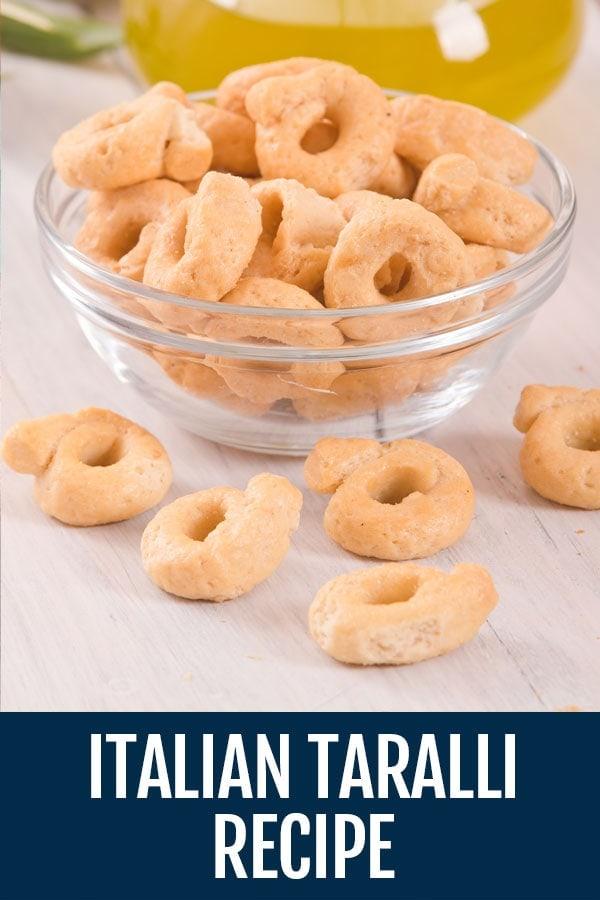 Italian Taralli Recipe – How to Make These Addictive Crackers