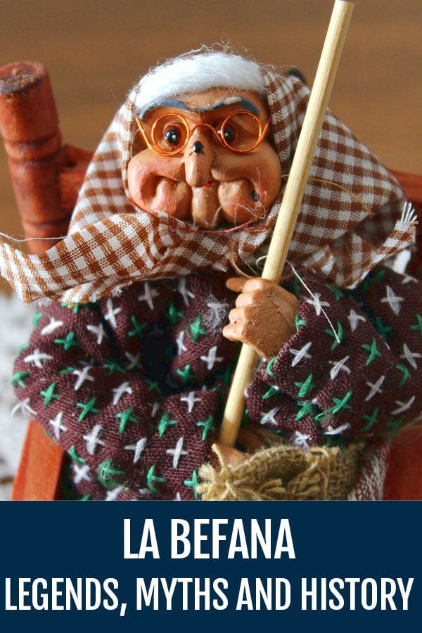 La Befana – Between Story, Legends and Christmas in Italy