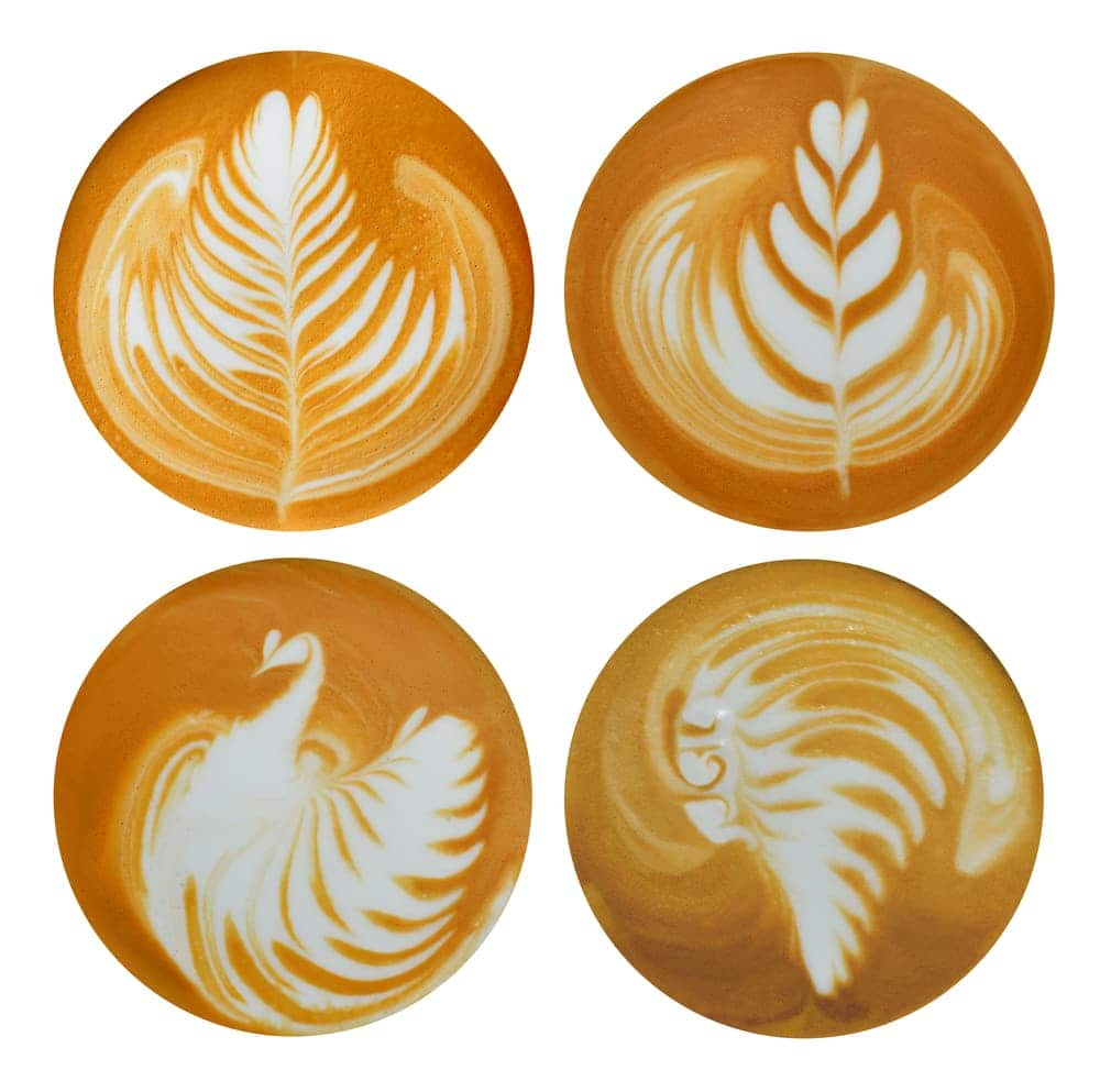 Latte Art Capresso