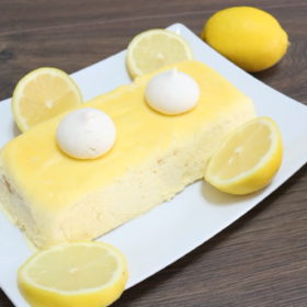Lemon Semifreddo Recipe