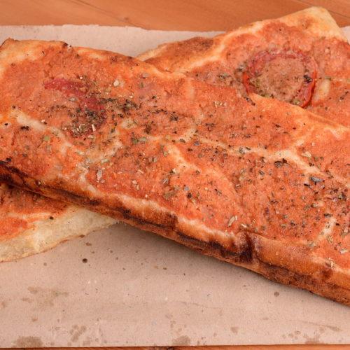 Sfincione recipe - Sicilian pizza