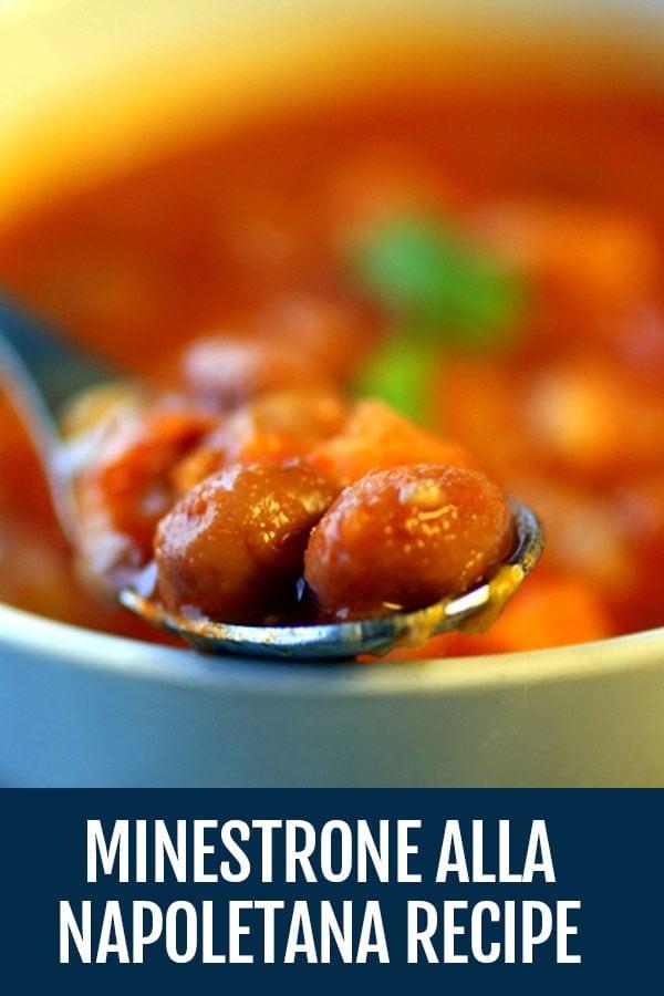 Minestrone alla Napoletana Recipe – Zuppa Napoletana