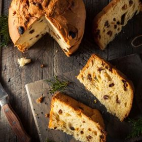 Panettone Recipe - Italian Christmas Bread