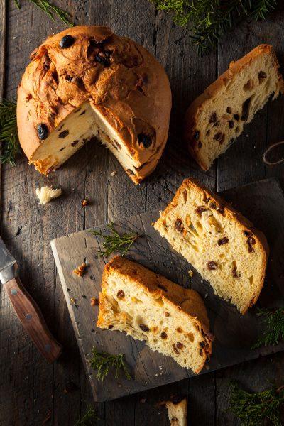 Panettone Recipe - Italian Christmas Bread
