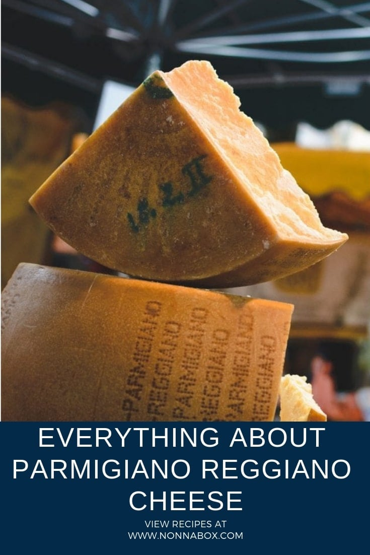 What is Parmigiano Reggiano? Hint: The Best Italian Cheese
