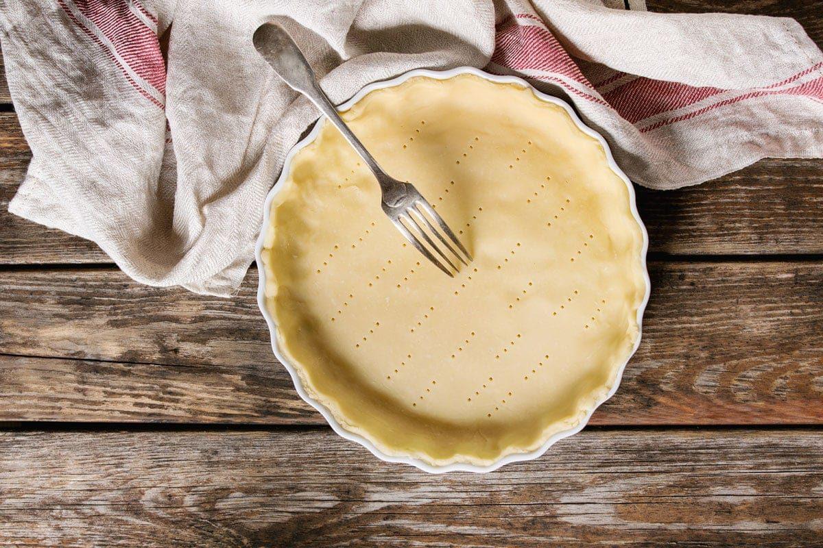 Pasta frolla recipe - Shortcrust pastry