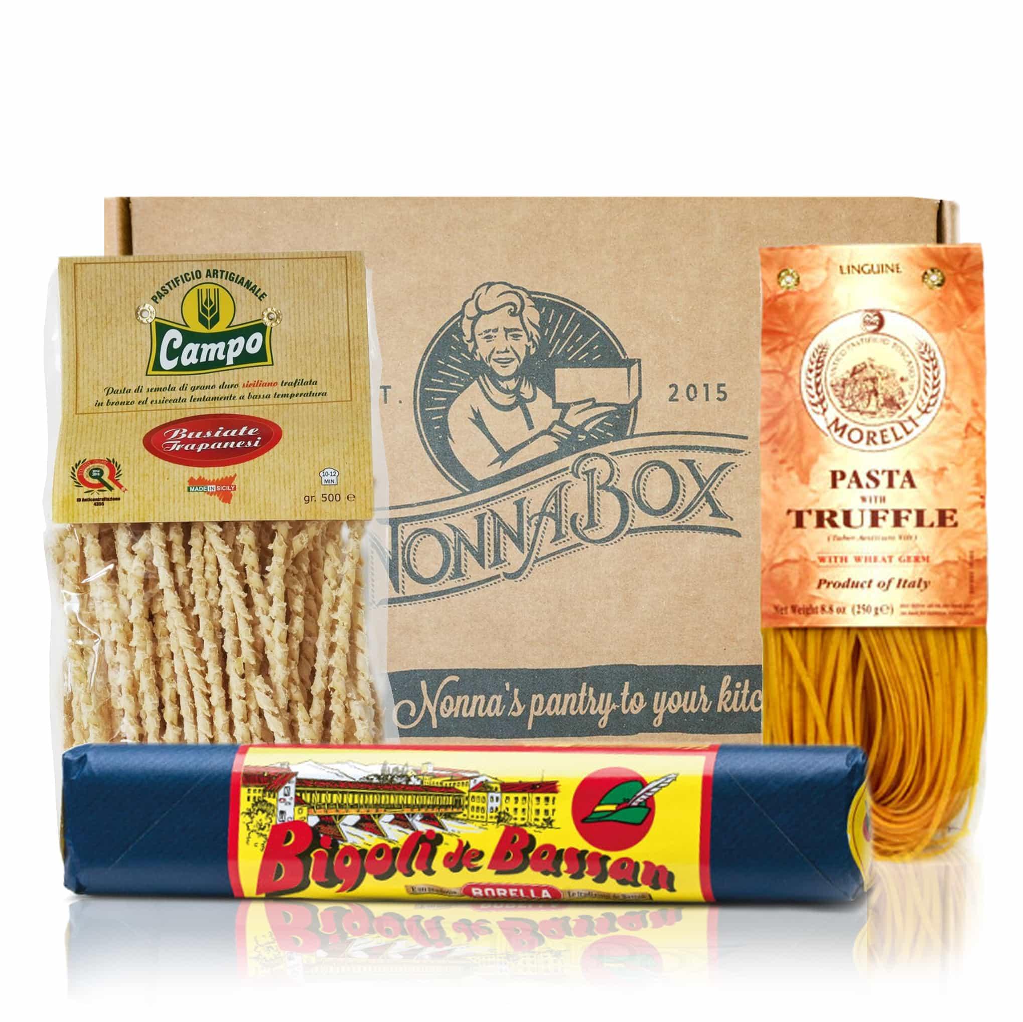 Pasta Sampler Box