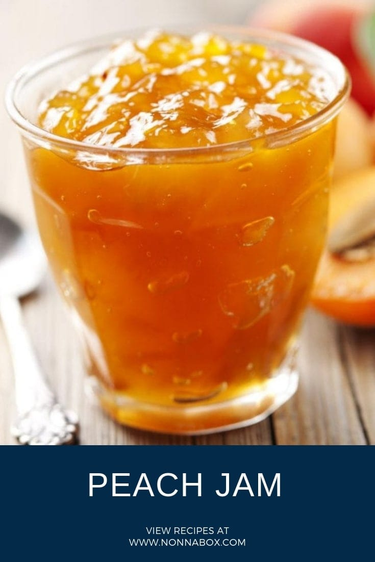 Easy Peach Jam Recipe – This Method is To Absolutely Try it Out