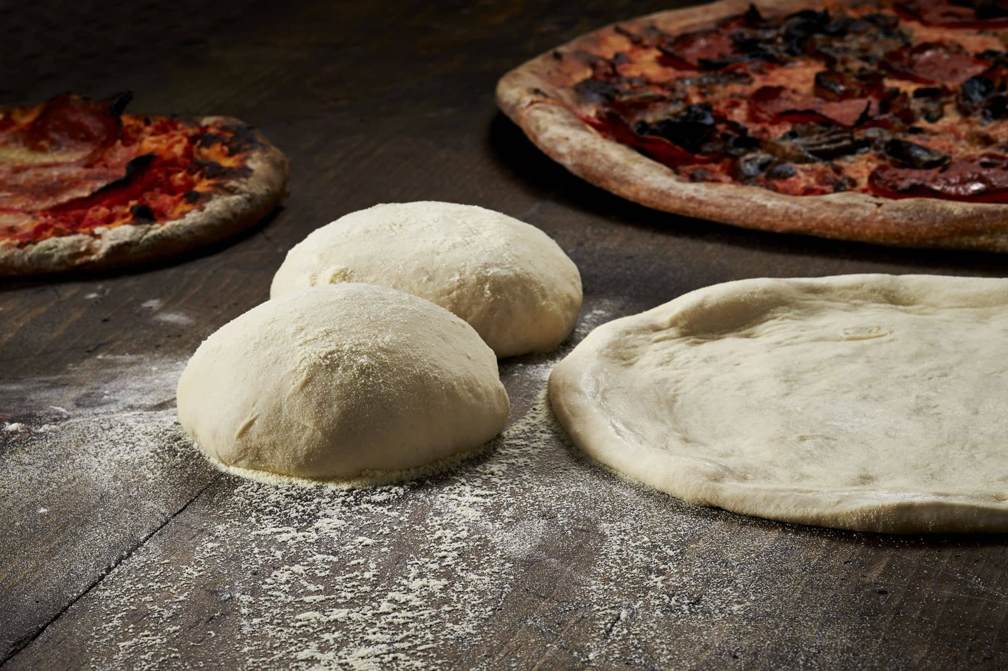 You've never tried an authentic Italian pizza dough recipe quite like this one.
