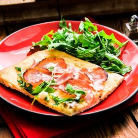 Pizza al taglio recipe