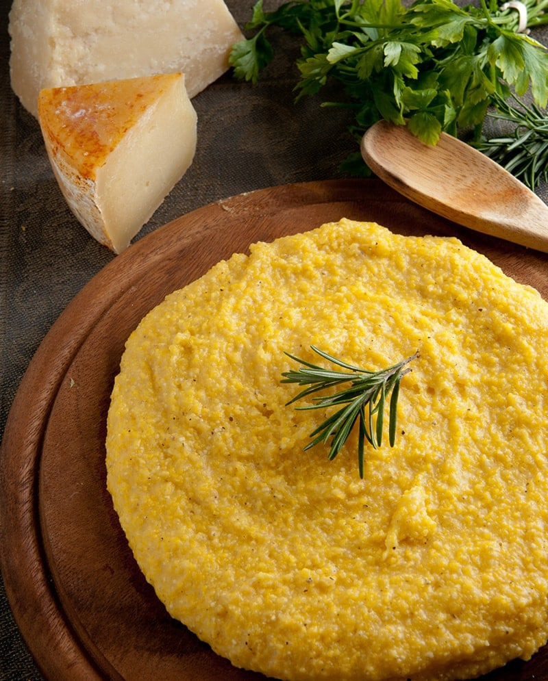 Learn how to make polenta from scratch and learn some of its history. What are the most common types of polenta flour? We\'ll help you choose the right one.