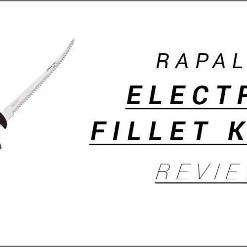 Rapala Electric Fillet Knife