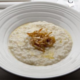 Risotto with Garlic