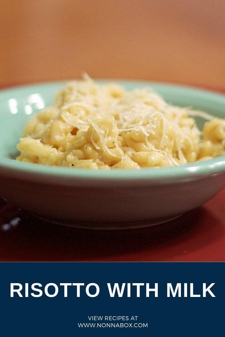Risotto with Milk Recipe – A Simple but Delicious Risotto Recipe