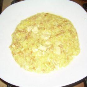 Risotto with Chicken Breast Recipe recipe
