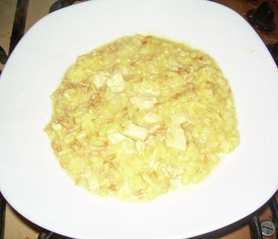Risotto with Chicken Breast Recipe