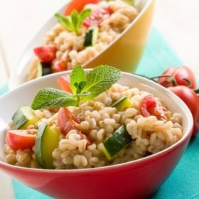 risotto with oats recipe