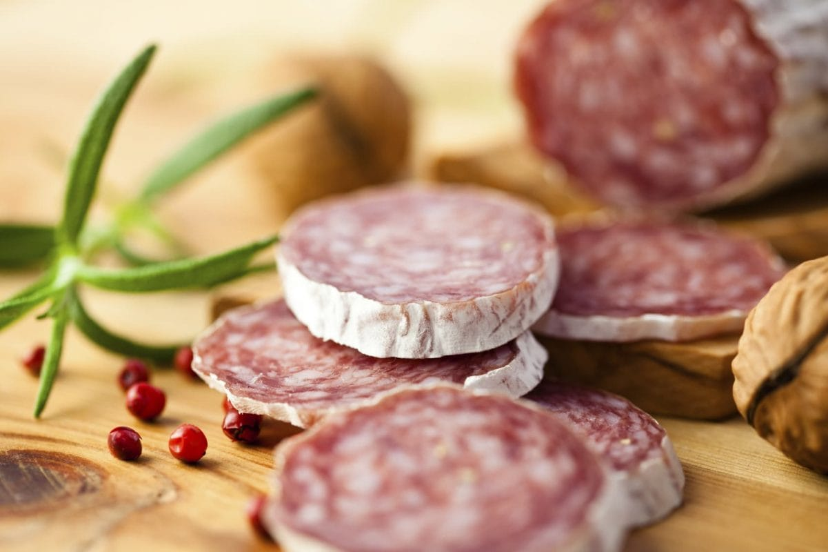 What is salami made of might surprise you.