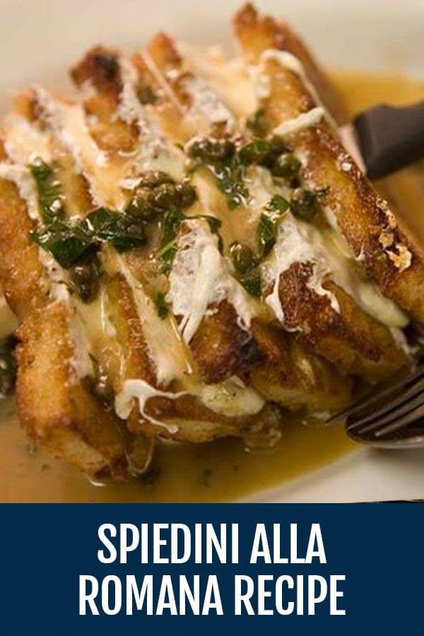 Spiedini Alla Romana Recipe – Delicious Mozzarella Skewers Yumm!