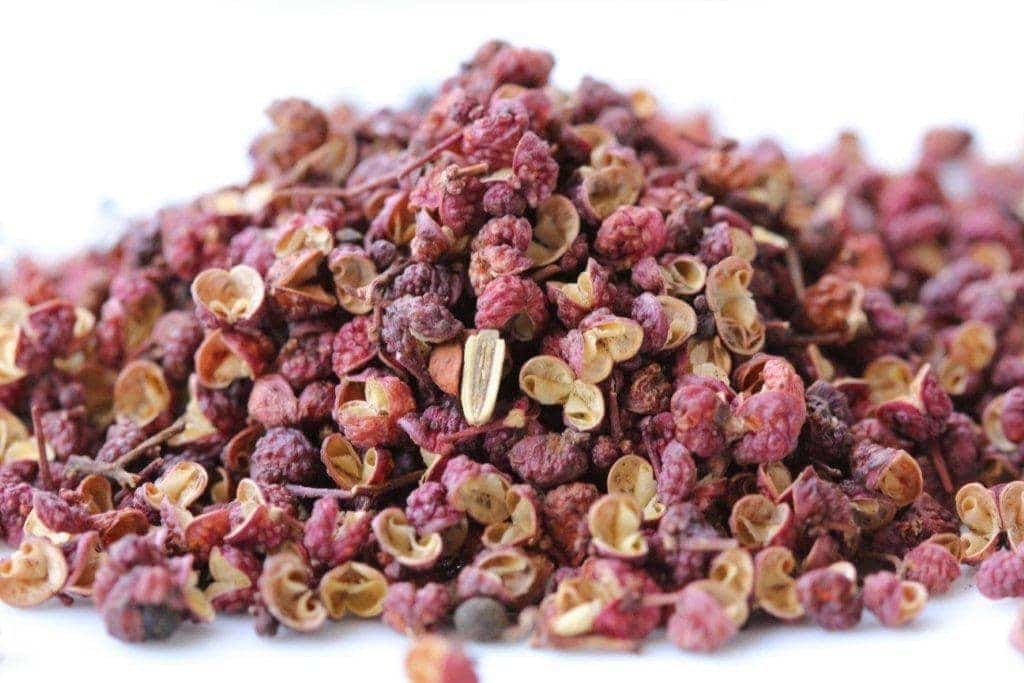 sichuan peppercorn