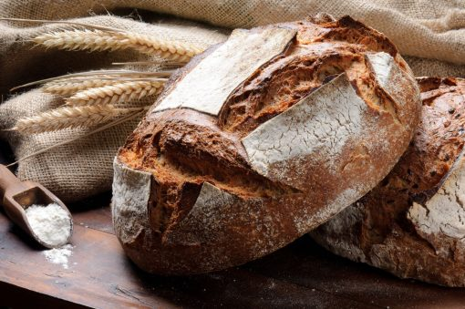 Different Types of Bread and History of Bread