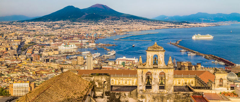 Vesuvio Naples