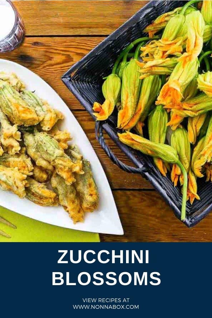 The Best Fried Zucchini Blossoms Recipe Original from Rome