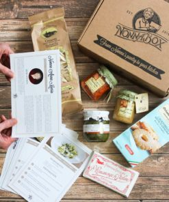 Liguria Recipes Box