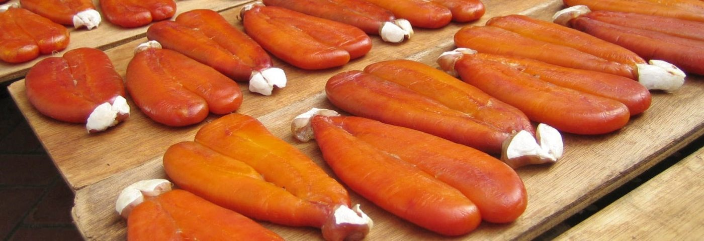 bottarga on board