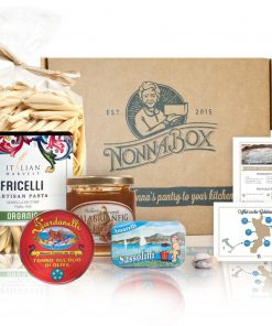 Calabria Recipe Gift Basket