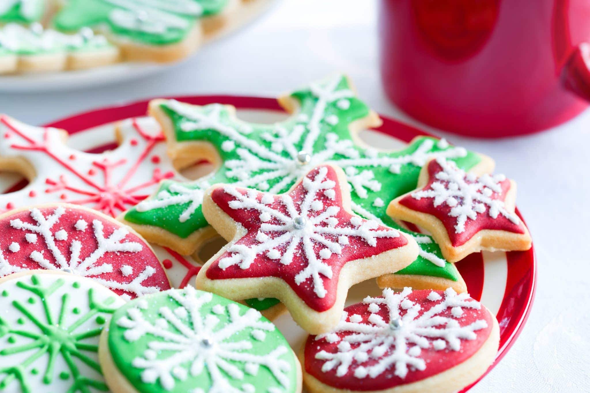Authentic Italian Christmas Cookie Recipes get you in the Christmas spirit.