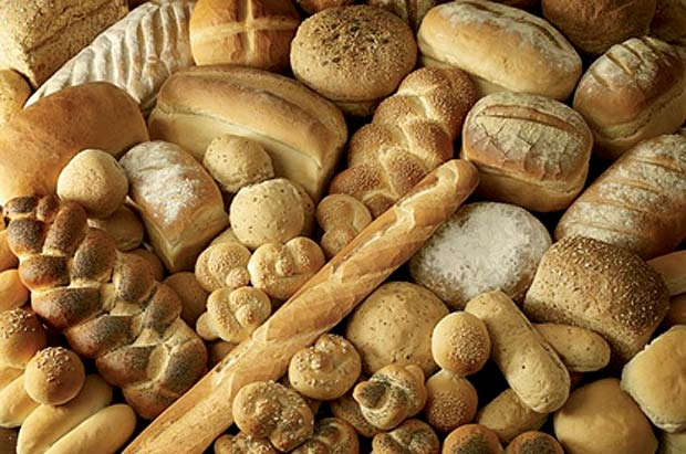 The Different Types Of Bread And Regional Provenience